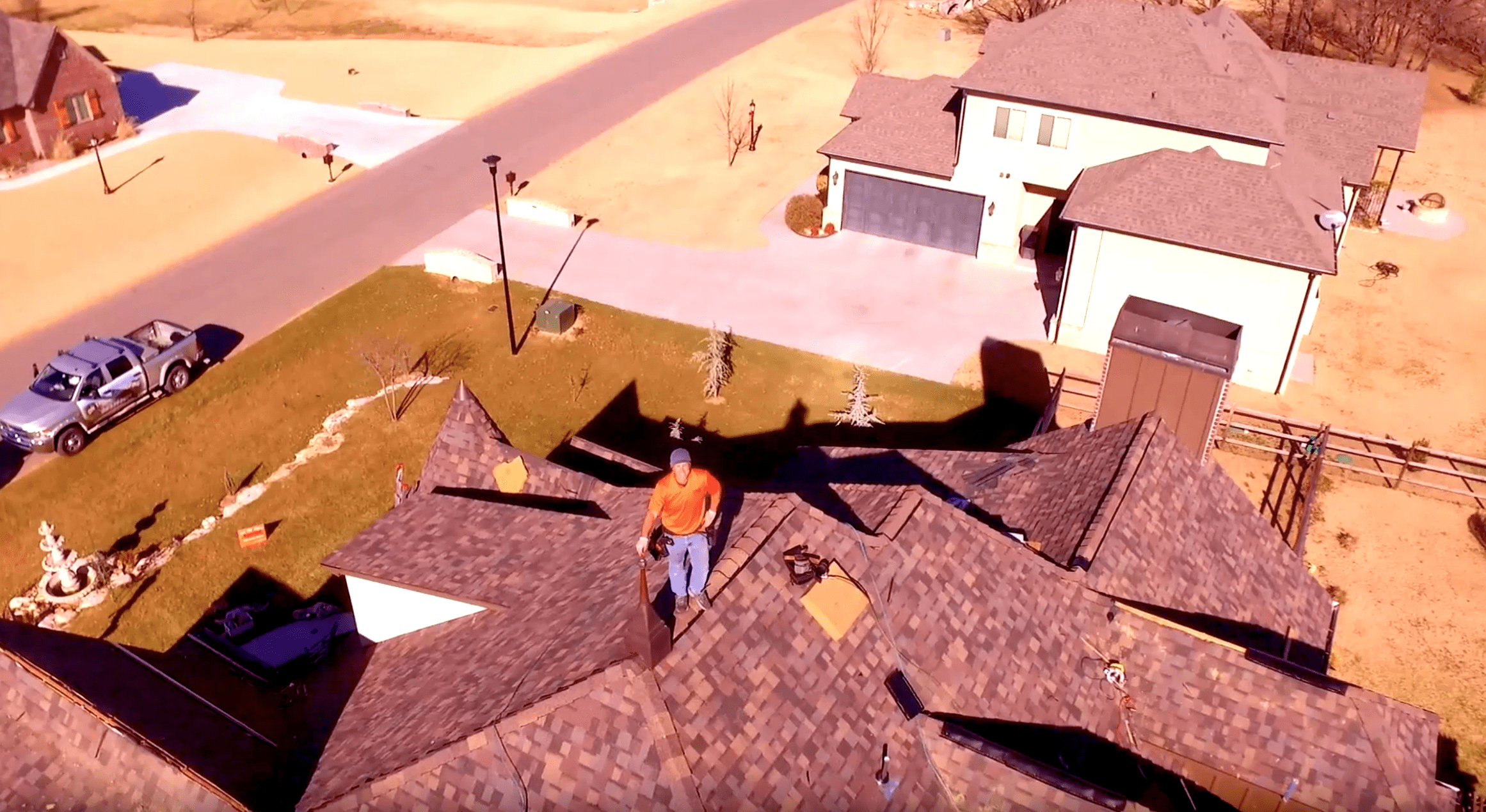 tulsa roof construction