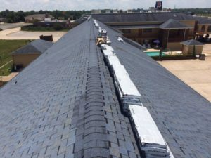 Owasso roof replacement