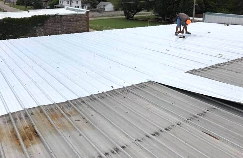 tulsa commercial roof repair