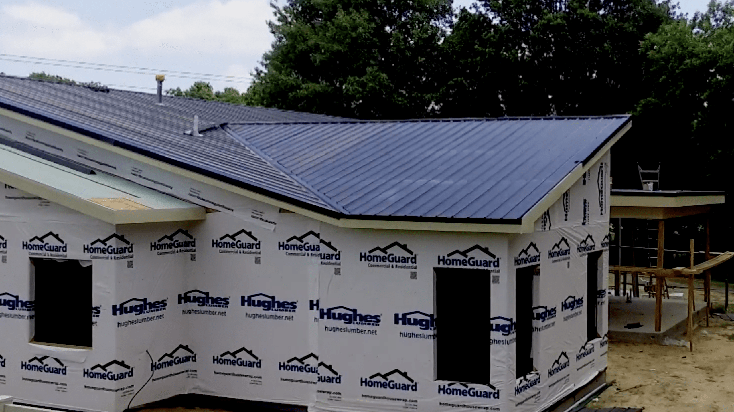 Tulsa Metal Roofs On The Rock Roofing Tulsa Ok On The