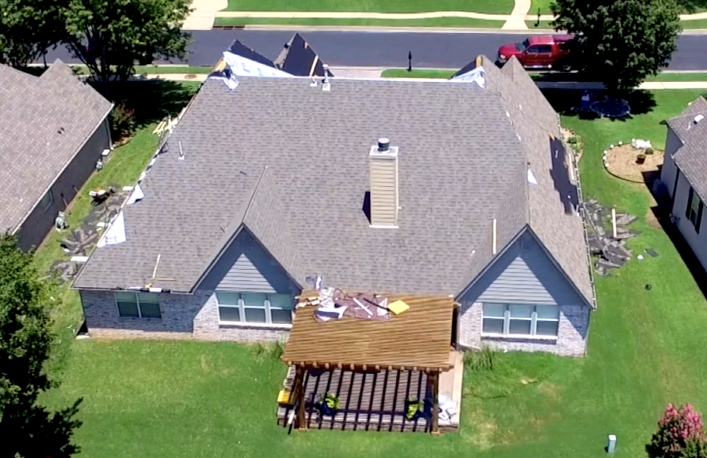Roof Replacement On The Rock Roofing 5 Star Google Rating