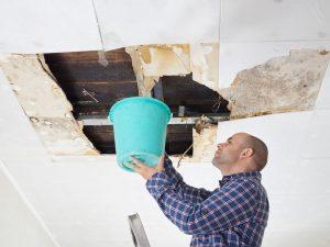 roof leak causes