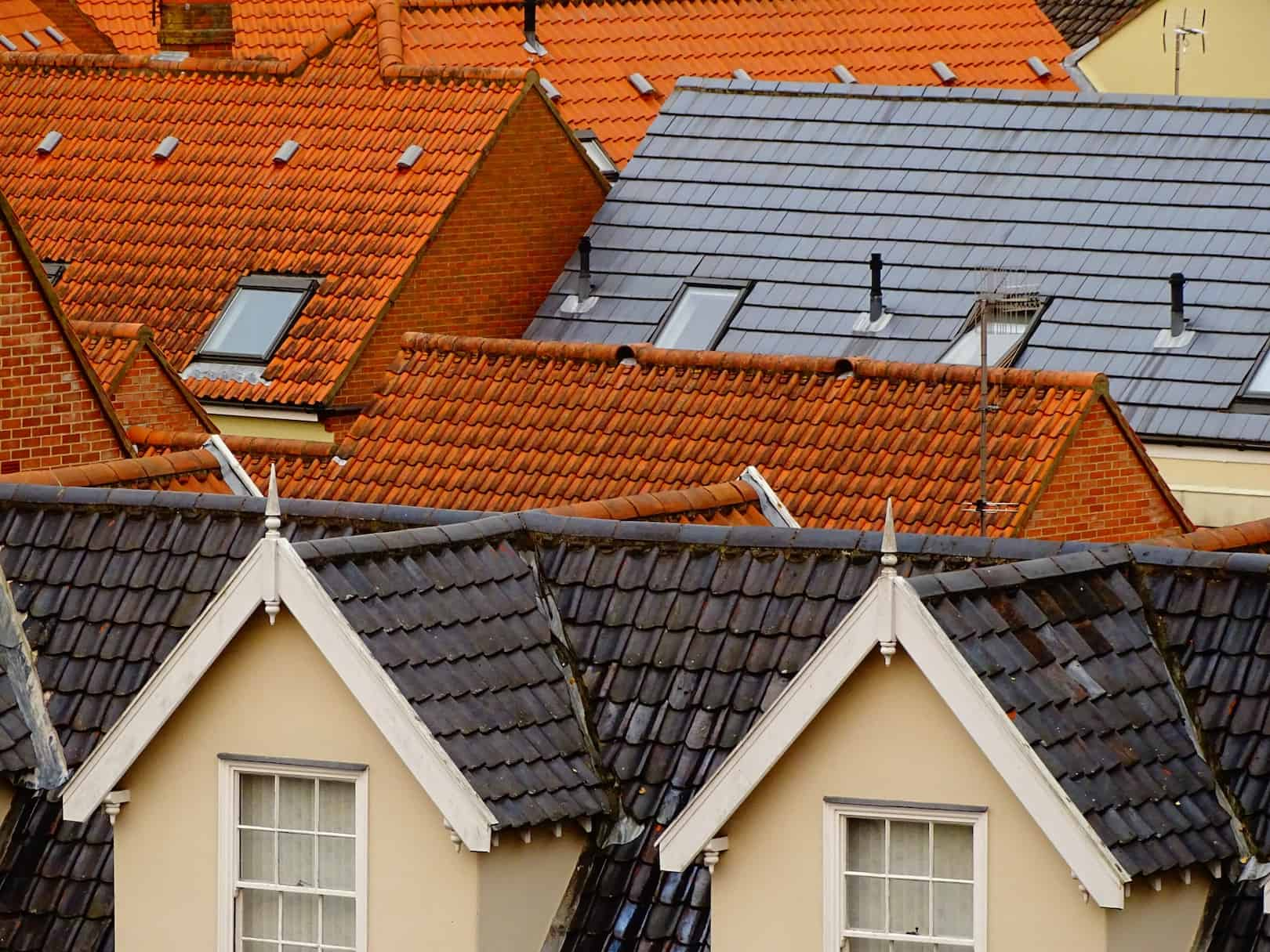 Tulsa Roofing materials